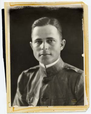 CEM in Air Force Uniform, 1917.