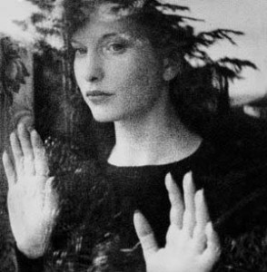 Maya Deren still from Meshes of the Afternoon
